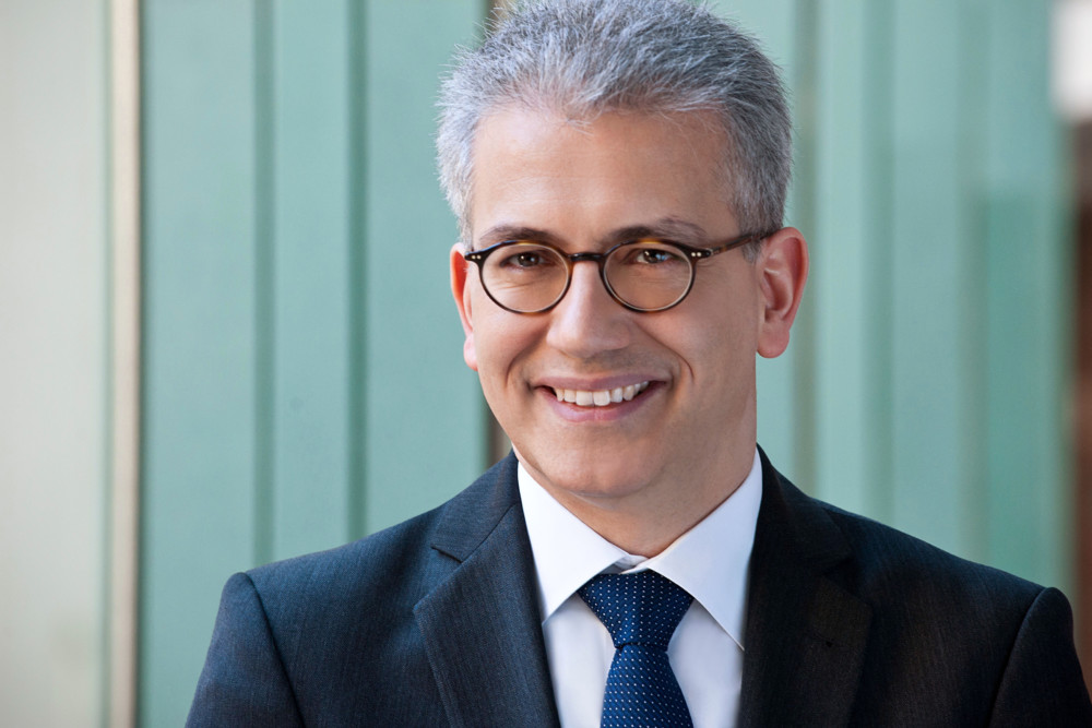 Tarek Al-Wazir, Minister für Wirtschaft, Energie, Verkehr und Landesentwicklung Hessen. Foto: HMWEVL