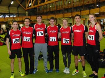 Das erfolgreiche MT-Team im Ahorn-Sportpark von Paderborn. Foto: nh