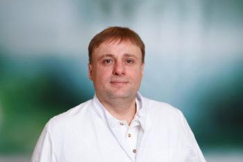 Dieter Andrev, Oberarzt Unfallchirurgie am Asklepios Klinikum Schwalmstadt. Foto: Asklepios