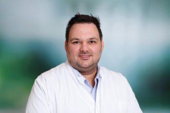 Patrick Müller-Nolte, Ärztlicher Leiter der zentralen Notaufnahme. Foto: Asklepios