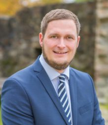 Bürgermeisterkandidat Heiko Manz. Foto: Barbara Schneider