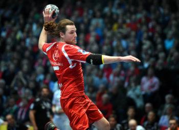 Bester Torschütze der MT, Johannes Sellin (12/5 Treffer). Foto: Hartung