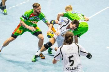 Bester MT-Torschütze: Marino Maric (6 Tore). Foto: Alibek Käsler