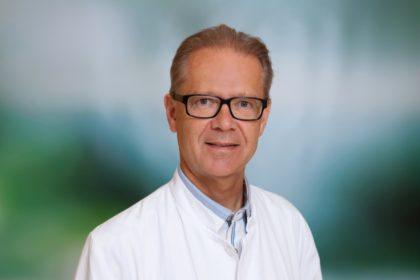 Chefarzt Dr. Peter Dahl. Foto: Asklepios