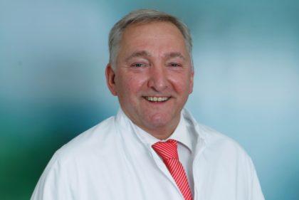 Dr. Jens Zemke, Chefarzt der Klinik für Akutgeriatrie und geriatrische Frührehabilitation. Foto: Asklepios