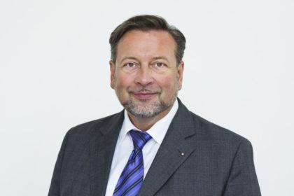 Prof. Knut Ringat, Sprecher der Geschäftsführung der Rhein-Main-Verkehrsverbundes. Foto: nh