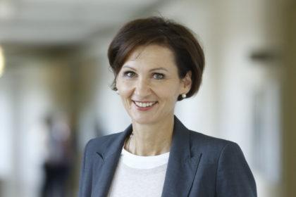 Bettina Stark-Watzinger, Generalsekretärin der FDP Hessen. Foto: nh