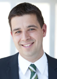 Matthias Wettlaufer will neuer Bürgermeister von Ottrau werden. Foto: nh