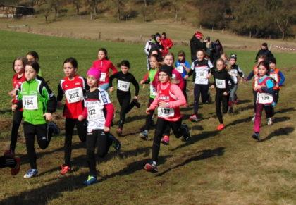 Alessia Oglialoro (Startnummer 202) lief ein Superrennen. Foto: nh