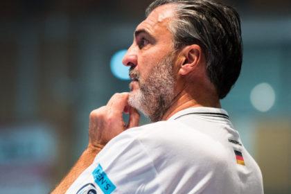 MT-Trainer Michael Roth. Foto: Alibek Käsler