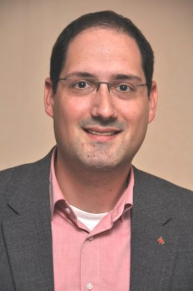 Mario Jung, Fraktionsvorsitzender der SPD Fritzlar. Foto: nh