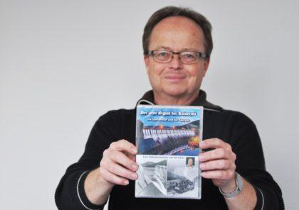 Der Edertaler Buchautor und Journalist Uli Klein. Foto: nh