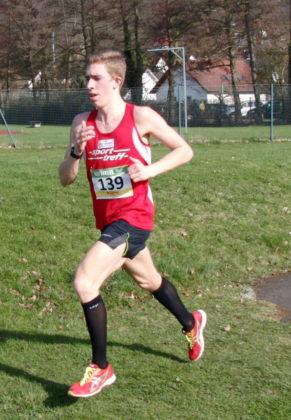 Lorenz Funck belegte mit 36,05 Minuten als bester Melsunger Rang siebzehn bei den Zehn-Kilometer-Straßenlaufmeisterschaften in Eschwege. Foto: nh