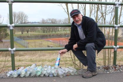 Gerhard Hosemann vom Knüllgebirgsverein. Foto: nh