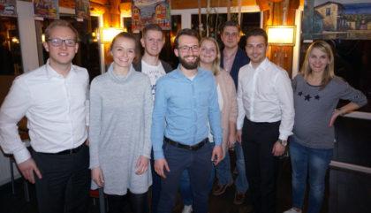 Am 22. März haben die Jungen Liberalen Schwalm-Eder im Rahmen ihrer jährlichen Mitgliederversammlung ein neues Team für den Kreisvorstand gewählt. Foto: nh