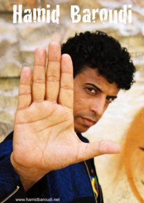Hamid Baroudi aus Kassel. Foto: nh