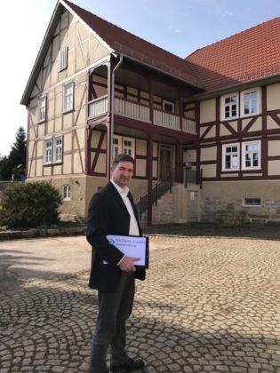 Thomas Reinboth gründete die KRIMAG GmbH Hausverwaltung. Foto: nh