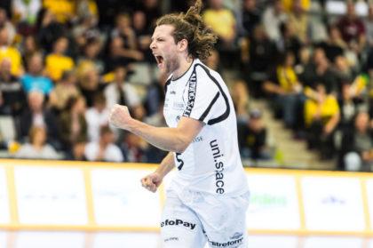 Bester Torschütze auf Seiten der MT war Johannes Sellin. Foto: Alibek Käsler