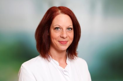 Miriam Schuchhardt, Oberärztin Gynäkologie und Geburtshilfe. Foto: Asklepios