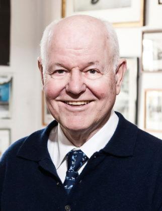 Prof. Dr. Dr. h.c. Wilfried von Bredow. Foto: nh