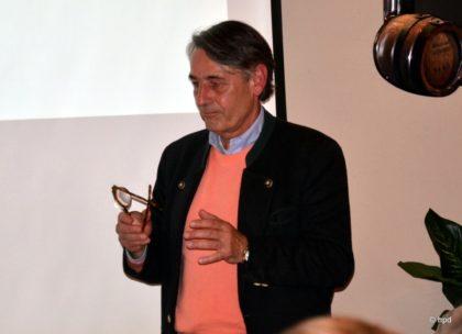 Vorsitzender Bernd Faßhauer. Foto: nh