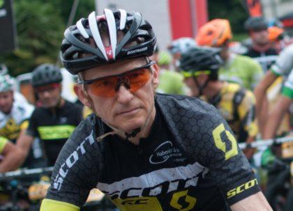 Melsunger Mountainbiker Thorsten Damm. Foto: nh