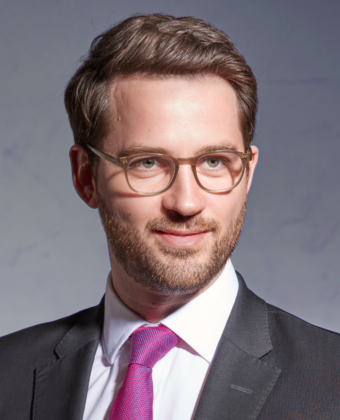SPD-Bürgermeisterkandidat Dr. Philipp Rottwilm. Foto: nh