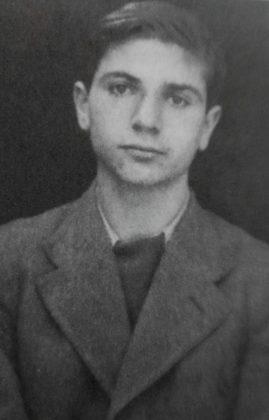 Das einzige noch existierende Foto. Max Weinstein wurde er 23-jährig in Auschwitz im März 1944 ermordet. Foto: nh