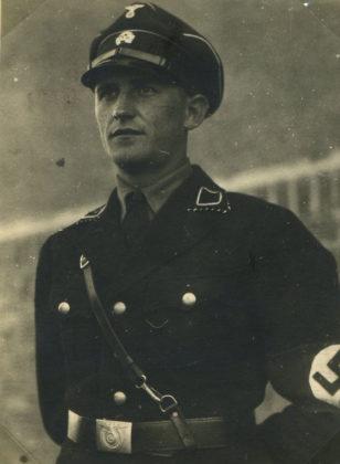 Der Homberger Adolf Pittschellis als Junker. Foto: Archiv Thomas Schattner