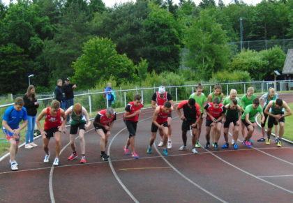 Start zum 1500-Meter-Lauf. Foto: nh
