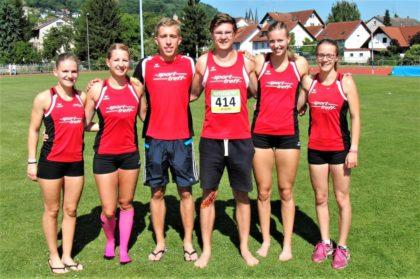 Das erfolgreiche MT-Team bei den Landesmeisterschaften in Gelnhausen. Foto: nh