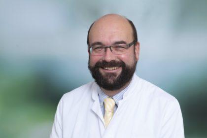 Stellvertretender Ärztlicher Direktor Dr. Gunther Claus. Foto: Asklepios