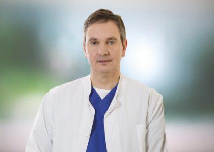 Ärztlicher Direktor Dr. Matthias Schulze. Foto: Asklepios
