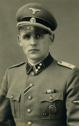 Ernst Pittschellis, gebürtig aus Homberg, im Jahr 1942. Foto: Archiv Thomas Schattner