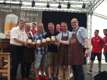 Foto: Hütt Brauerei