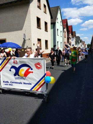 KCV Homberg. Foto: nh
