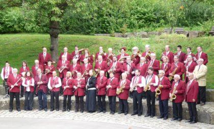 Der Musikverein Vellmar. Foto: nh
