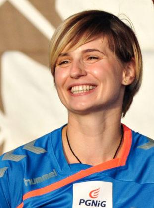 Paulina Muchocka. Foto: SG 09 Kirchhof