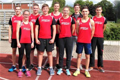 Ein erfolgreiches MT-Team sorgte in Göttingen für die Glanzpunkte. Foto: nh