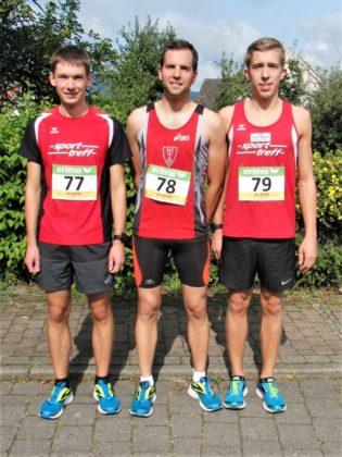 Das MT-Team bei den HLV-Berglaufmeisterschaften. Foto: nh