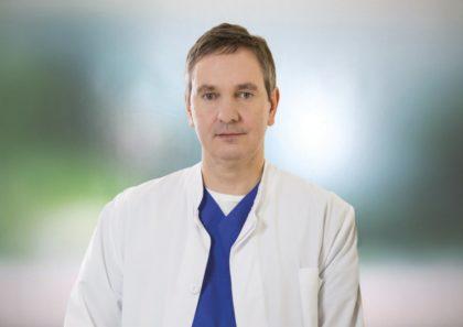 Dr. Matthias Schulze, Chefarzt der Klinik für Allgemeine Innere Medizin und Kardiologie. Foto: Asklepios