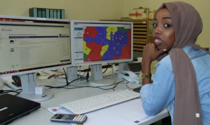 Fatouma Issa Hirsi. Foto: nh