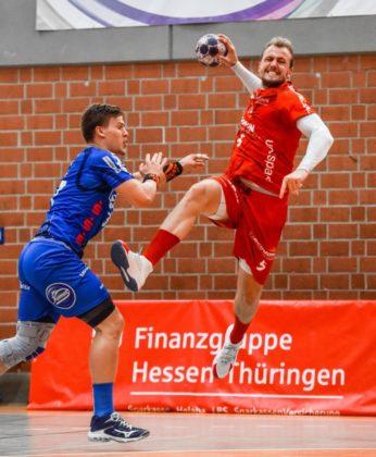 Bester Torschütze der MT war Julius Kühn (8). Foto: Alibek Käsler