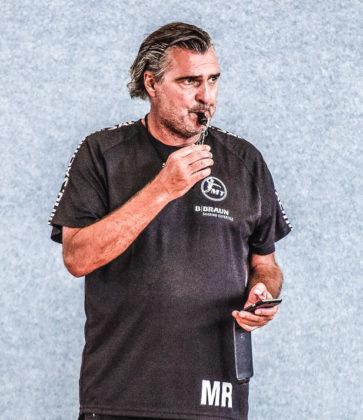 Trainer Michael Roth. Foto: Alibek Käsler