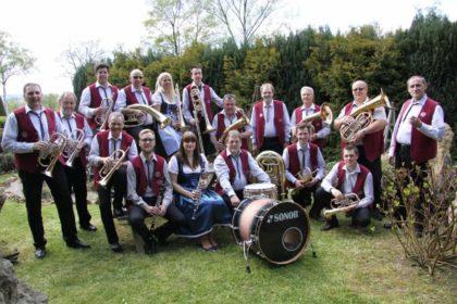 Die Silberberg-Musikanten. Foto: nh