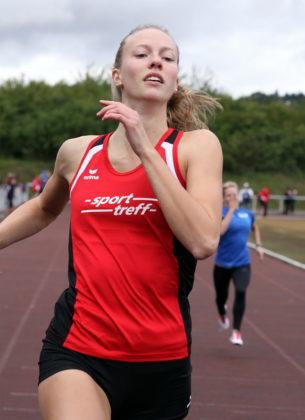 Katharina Wagner war mit drei Siegen die erfolgreichste Teilnehmerin. Foto: Lothar Schattner