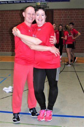 Monika Groh und Bernd Gabel sicherten sich die Titel bei nordhessischen Mehrkampfmeisterschaften in Kassel in ihren Altersklassen. Foto: nh