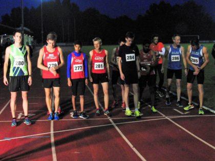 Start zum 10000m-Lauf. Foto: nh