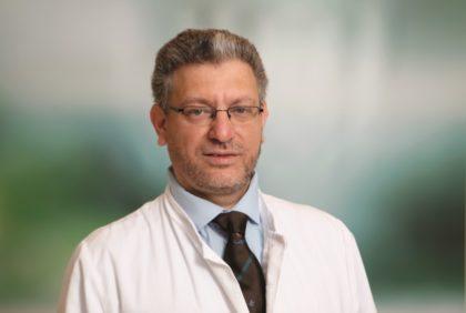 Dr. Raghdan Baroudi. Foto: Asklepios/nh