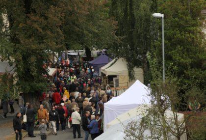 Besucher der Hephata-Festtage. Foto: Hephata